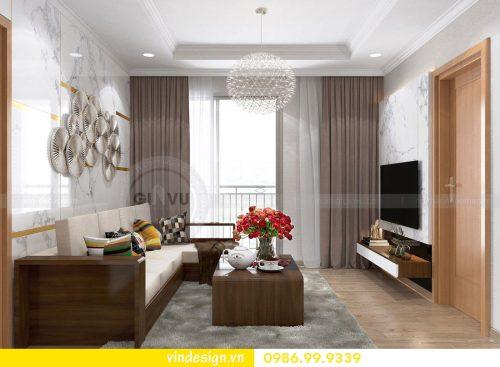 Thiết kế nội thất Gardenia phong cách hiện đại – Call 0986999339
