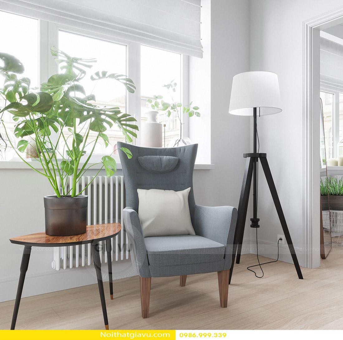 thiết kế nội thất Gardenia hiện đại 05