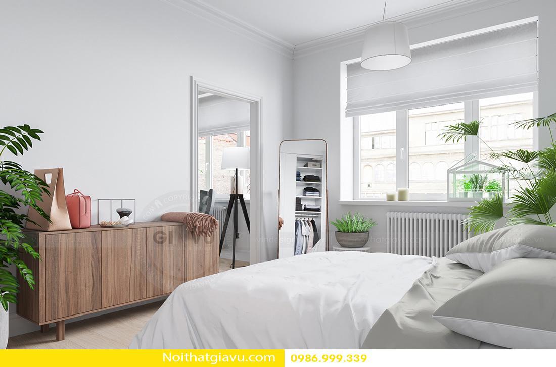 thiết kế nội thất Gardenia hiện đại 09