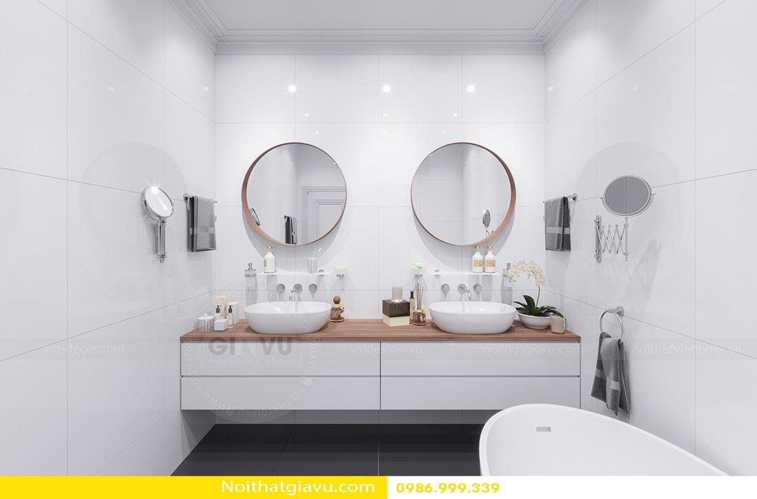 thiết kế nội thất Gardenia hiện đại 10