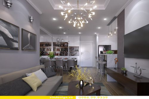 Thiết kế nội thất Green Bay – Hotline 0986999339