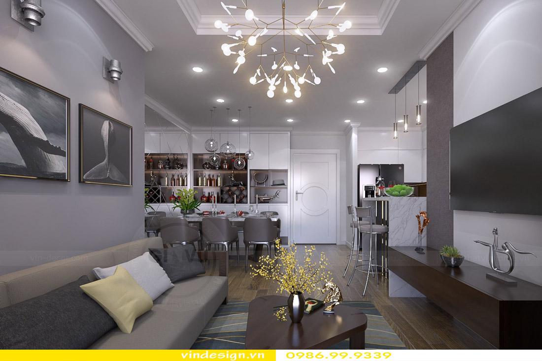 Thiết kế nội thất Green Bay - Hotline 0986999339 view 2