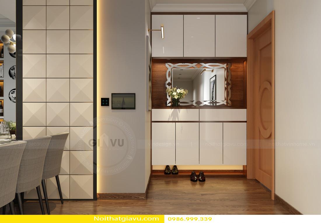 thiết kế nội thất Vinhomes Gardenia 3 phòng ngủ 01