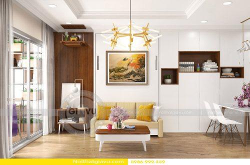 Tư vấn thiết kế nội thất chung cư Gardenia phong cách hiện đại