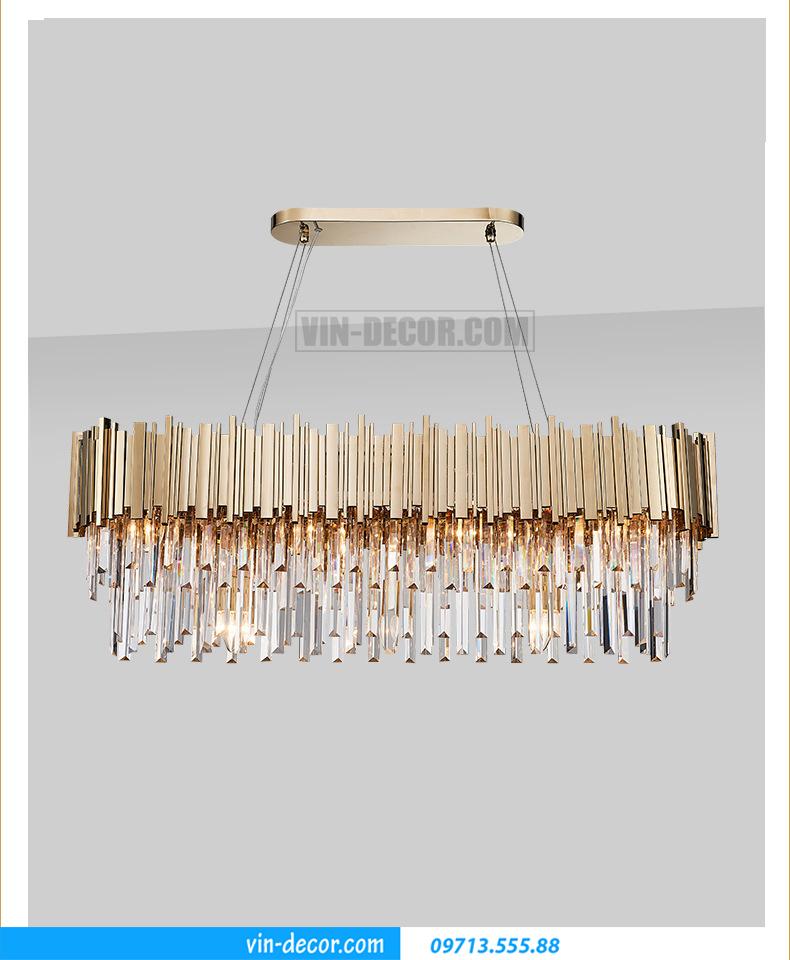 đèn trang trí biệt thự, đèn decor sang trọng 09