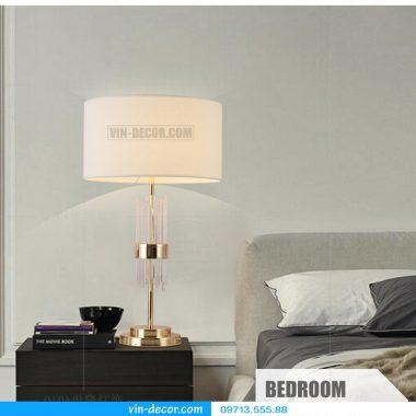 Đèn trang trí nội thất phòng ngủ-độc đáo ấn tượng