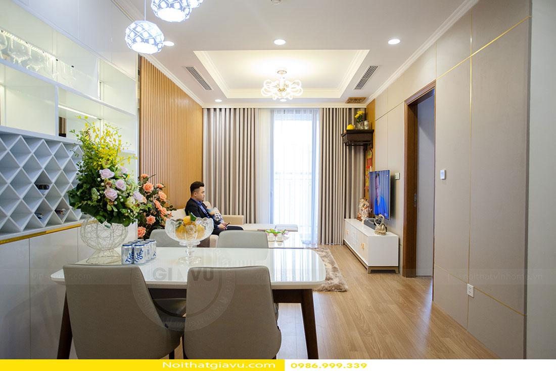 Hoàn thiện nội thất căn hộ Park Hill 1109 nhà anh Khôi 1