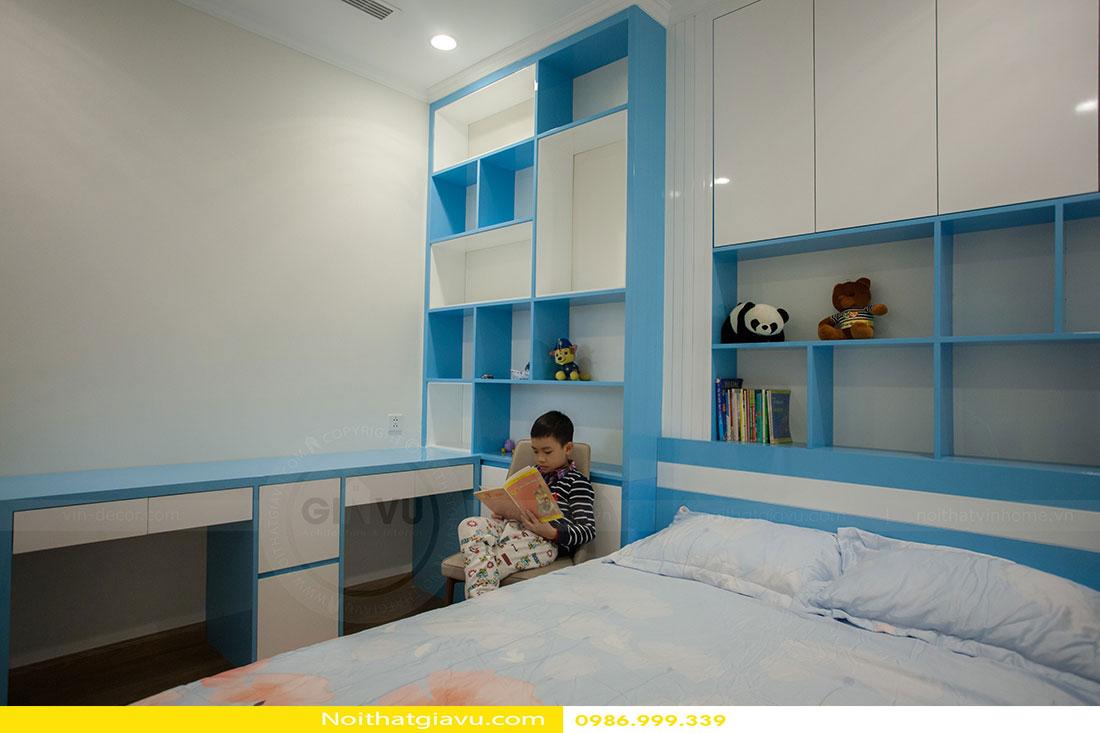 Hoàn thiện nội thất căn hộ Park Hill 1109 nhà anh Khôi 10