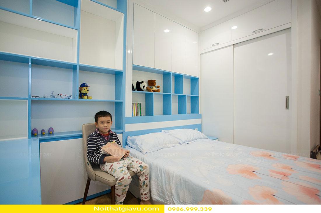 Hoàn thiện nội thất căn hộ Park Hill 1109 nhà anh Khôi 11