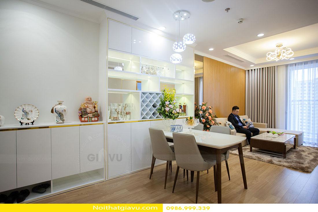 Hoàn thiện nội thất căn hộ Park Hill 1109 nhà anh Khôi 2