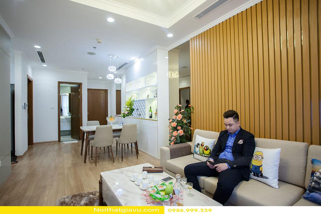Hoàn thiện nội thất căn hộ Park Hill 1109 nhà anh Khôi 5