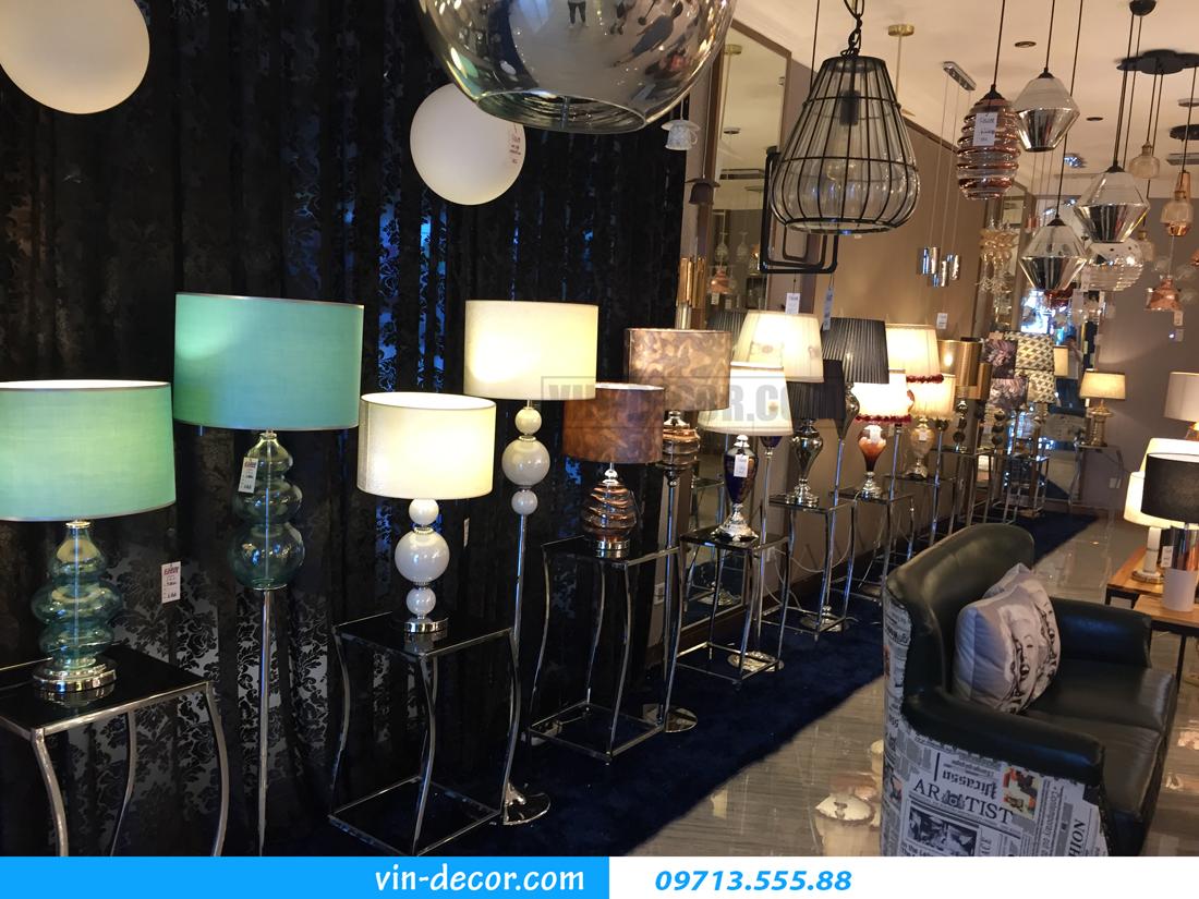 showrom đèn trang trí, đèn decor 05