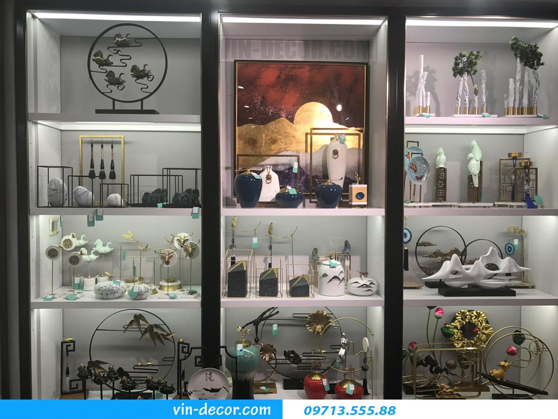 showroom đồ trang trí đồ decor hiện đại 03