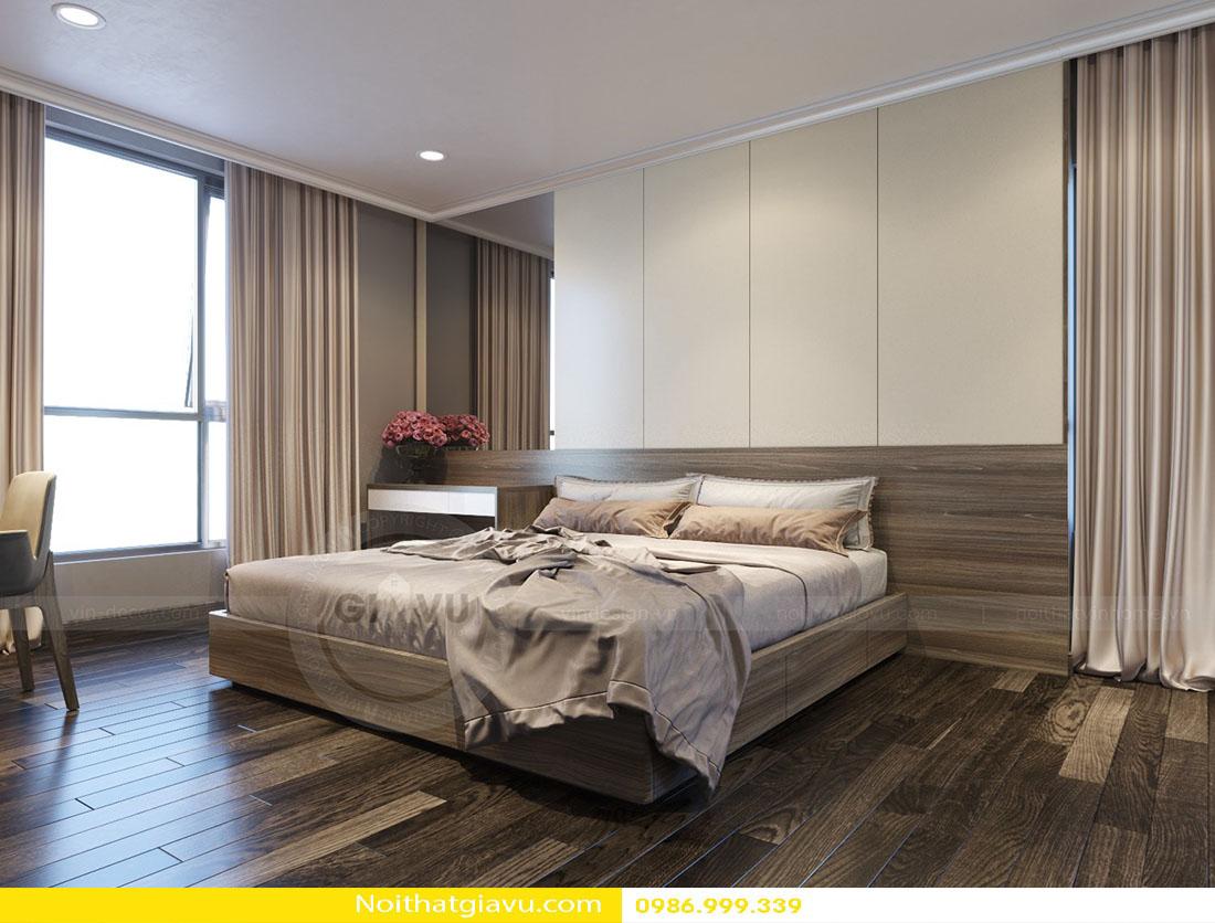 thiết kế nội thất căn hộ Gardenia phong cách hiện đại 09