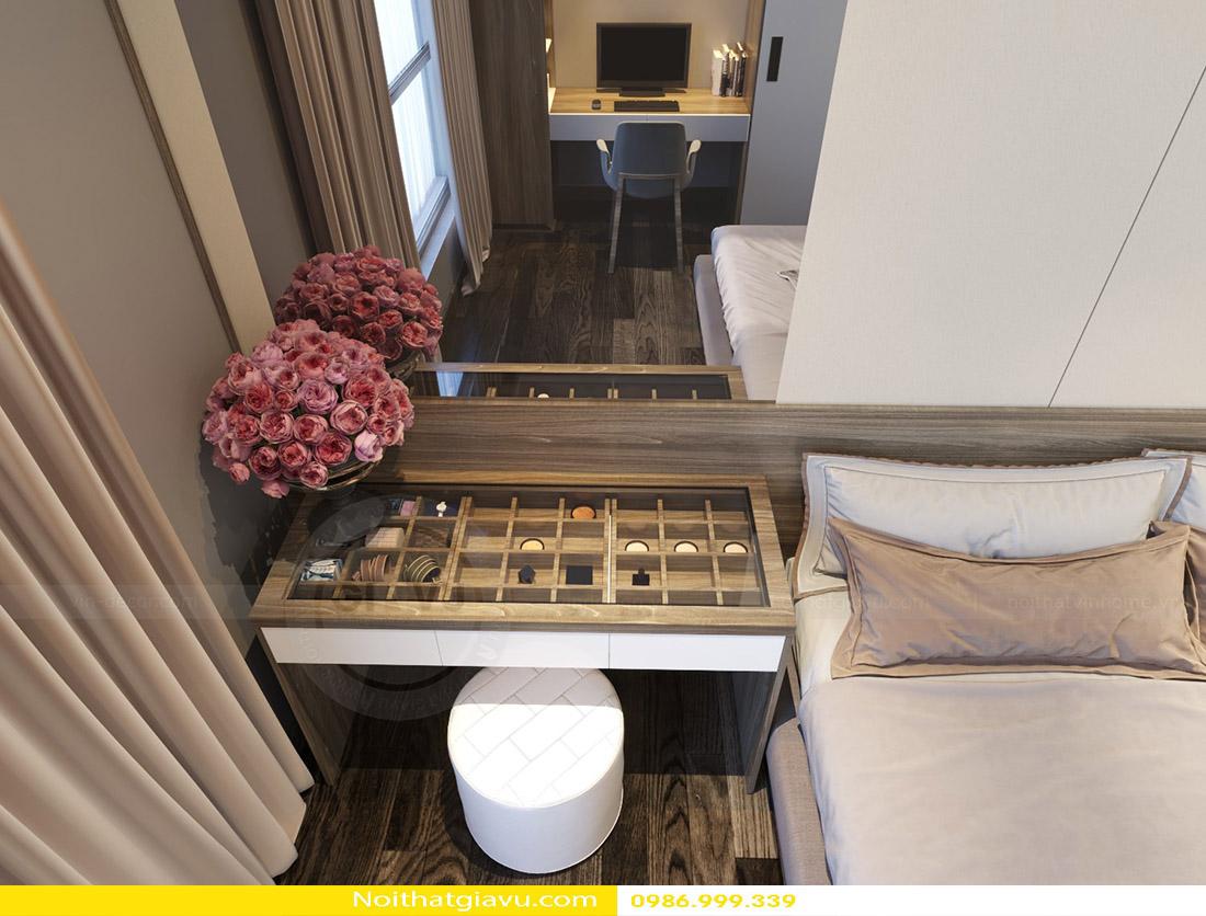 thiết kế nội thất căn hộ Gardenia phong cách hiện đại 10
