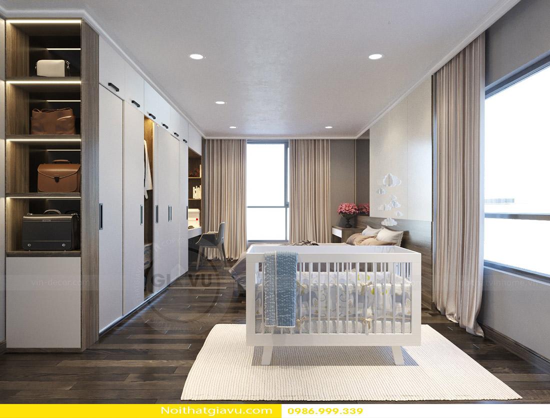 thiết kế nội thất căn hộ Gardenia phong cách hiện đại 11