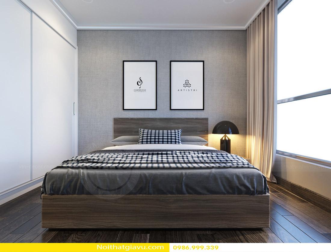 thiết kế nội thất căn hộ Gardenia phong cách hiện đại 12