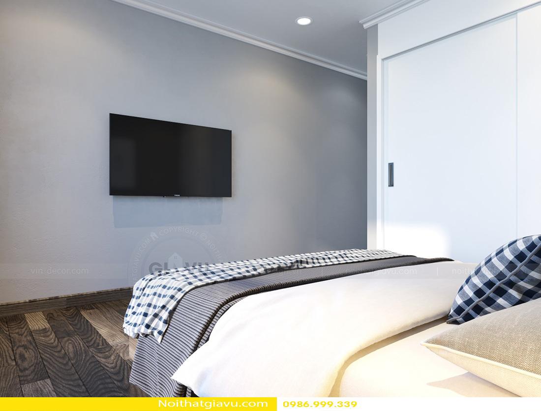 thiết kế nội thất căn hộ Gardenia phong cách hiện đại 13