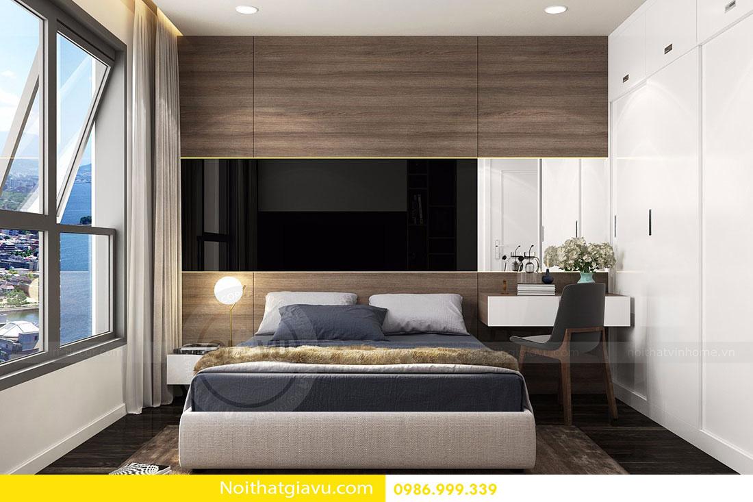 thiết kế nội thất chung cư d'capitale tòa c3 căn 06 010
