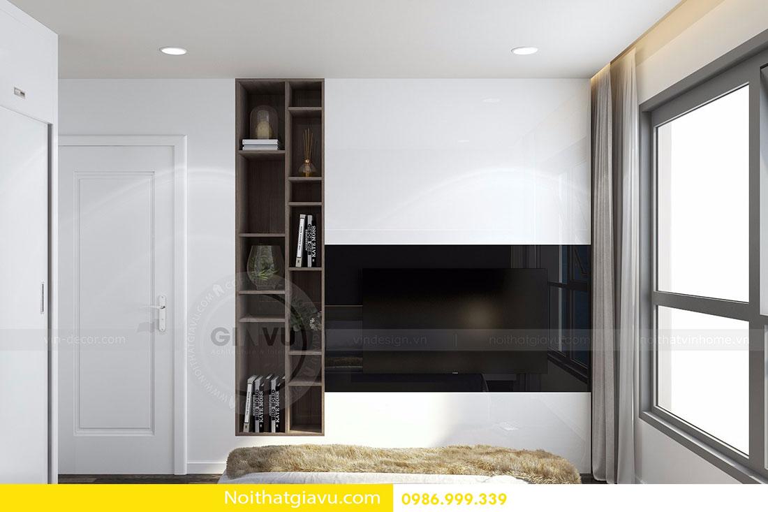 thiết kế nội thất chung cư d'capitale tòa c3 căn 06 011