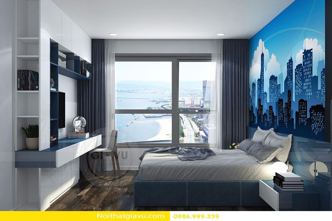 thiết kế nội thất chung cư d'capitale tòa c3 căn 06 016