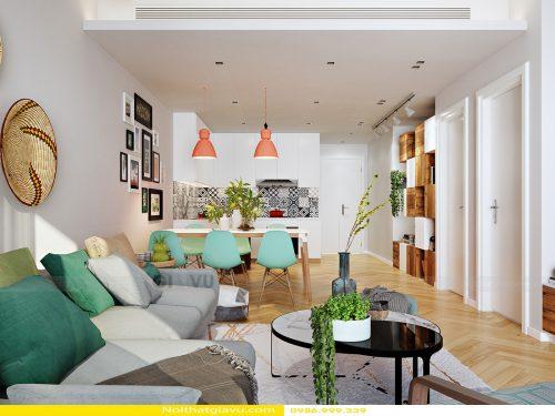 Thiết kế nội thất chung cư với những gợi ý tốt nhất năm 2018