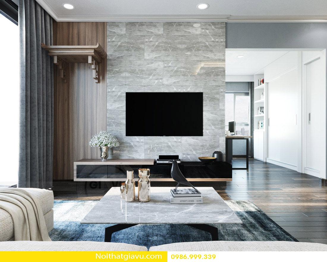 thiết kế nội thất chung cư hiện đại là gì 03