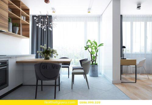 Thiết kế nội thất chung cư hiện đại là gì? Và một số đặc điểm chính