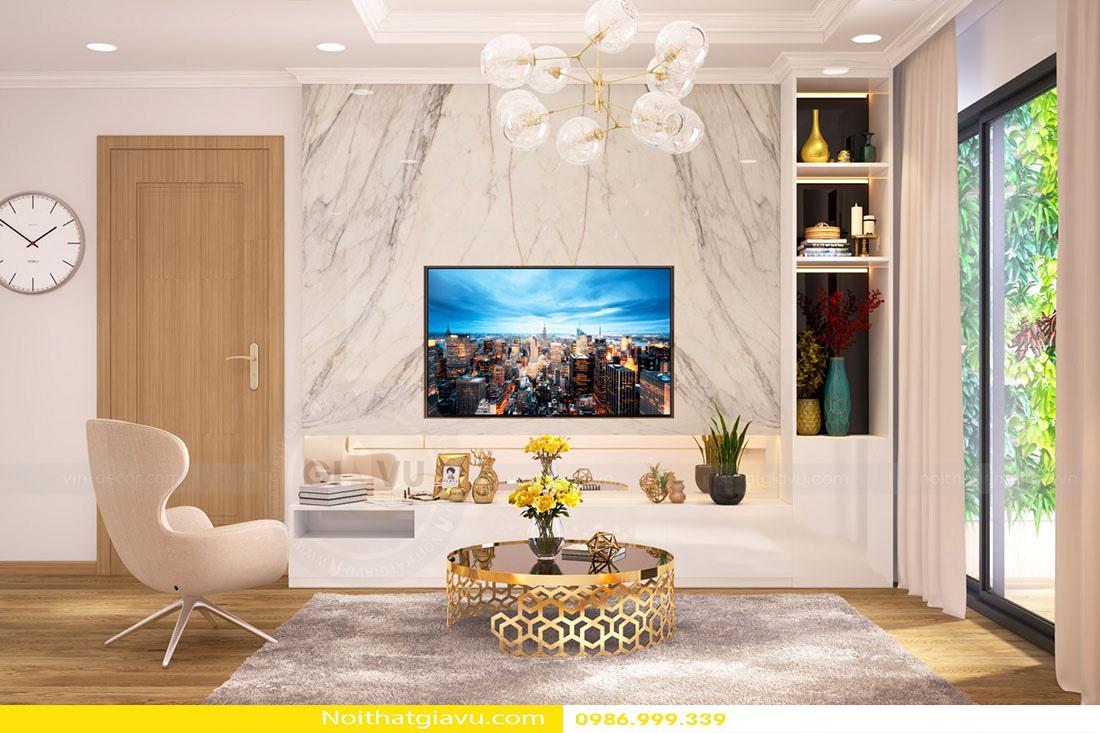 thiết kế nội thất chung cư và nguyên tắc vàng 02