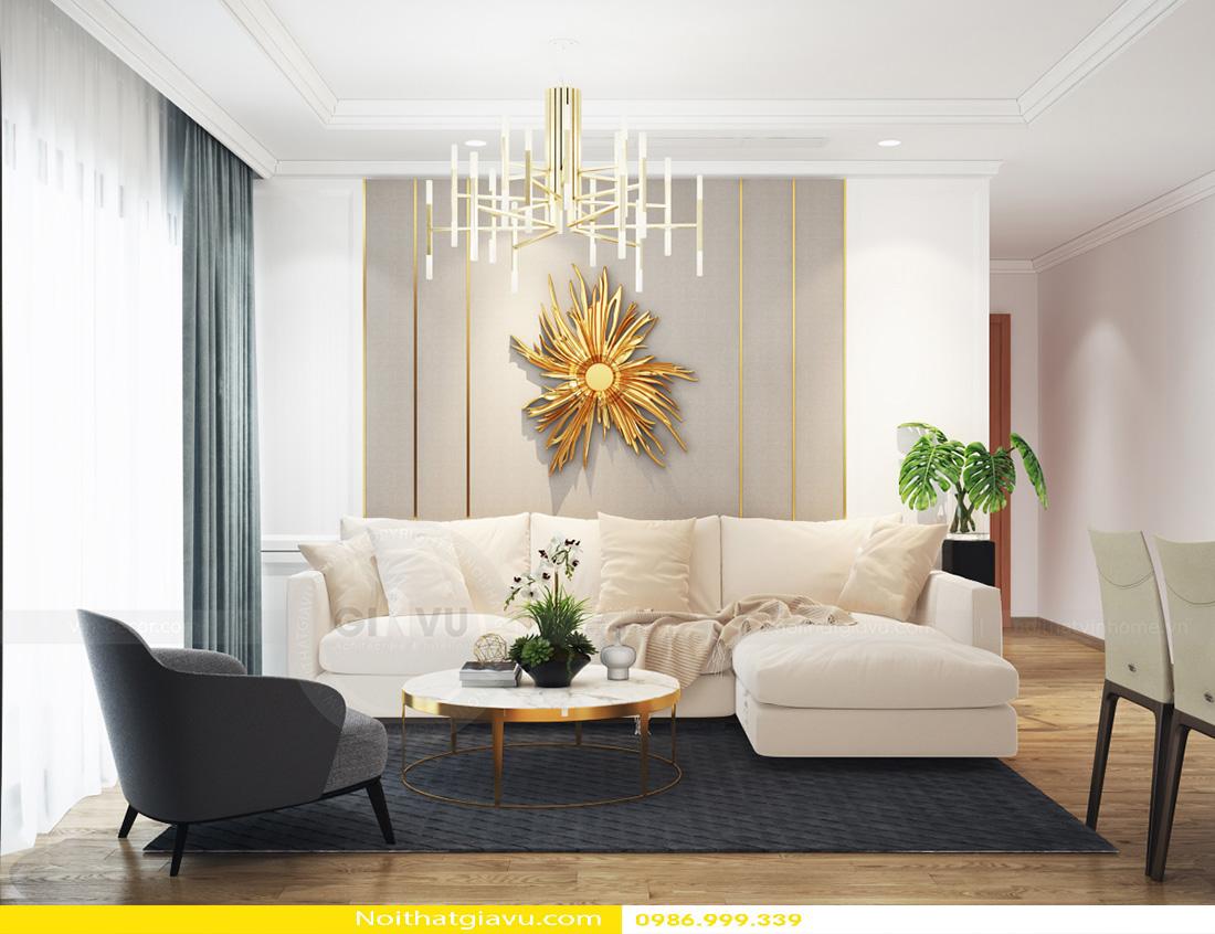 thiết kế nội thất chung cư và nguyên tắc vàng 03