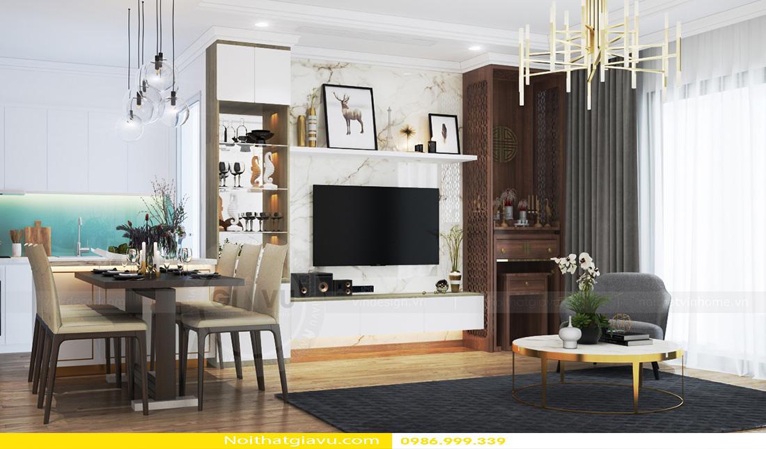 thiết kế nội thất chung cư và nguyên tắc vàng 04