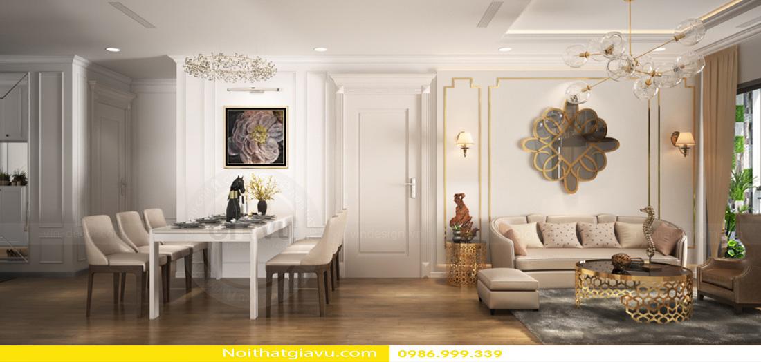 thiết kế nội thất chung cư và nguyên tắc vàng 07