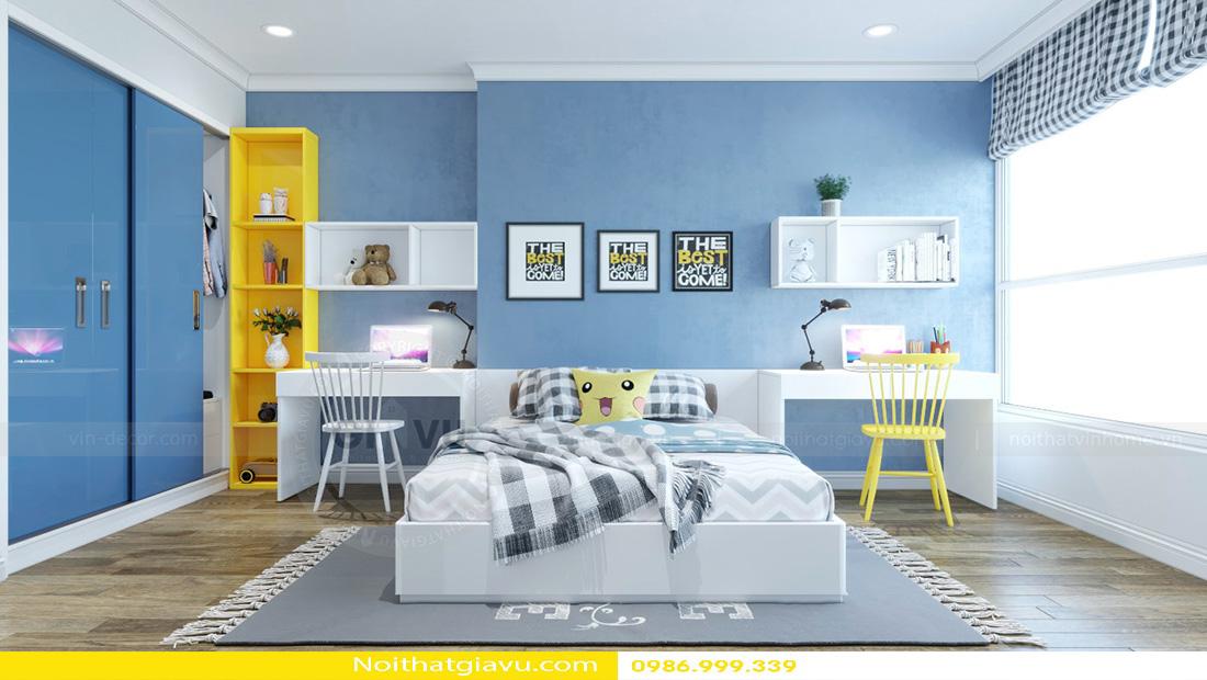 thiết kế nội thất chung cư và nguyên tắc vàng 10