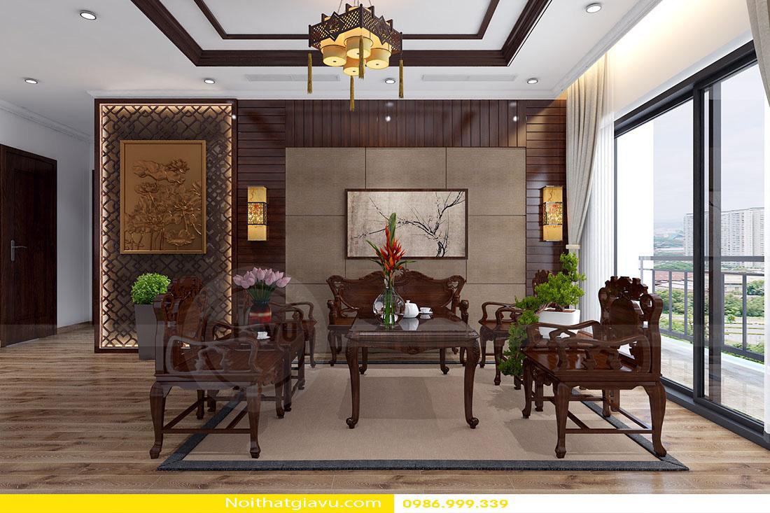 thiết kế nội thất chung cư và những lưu ý 01
