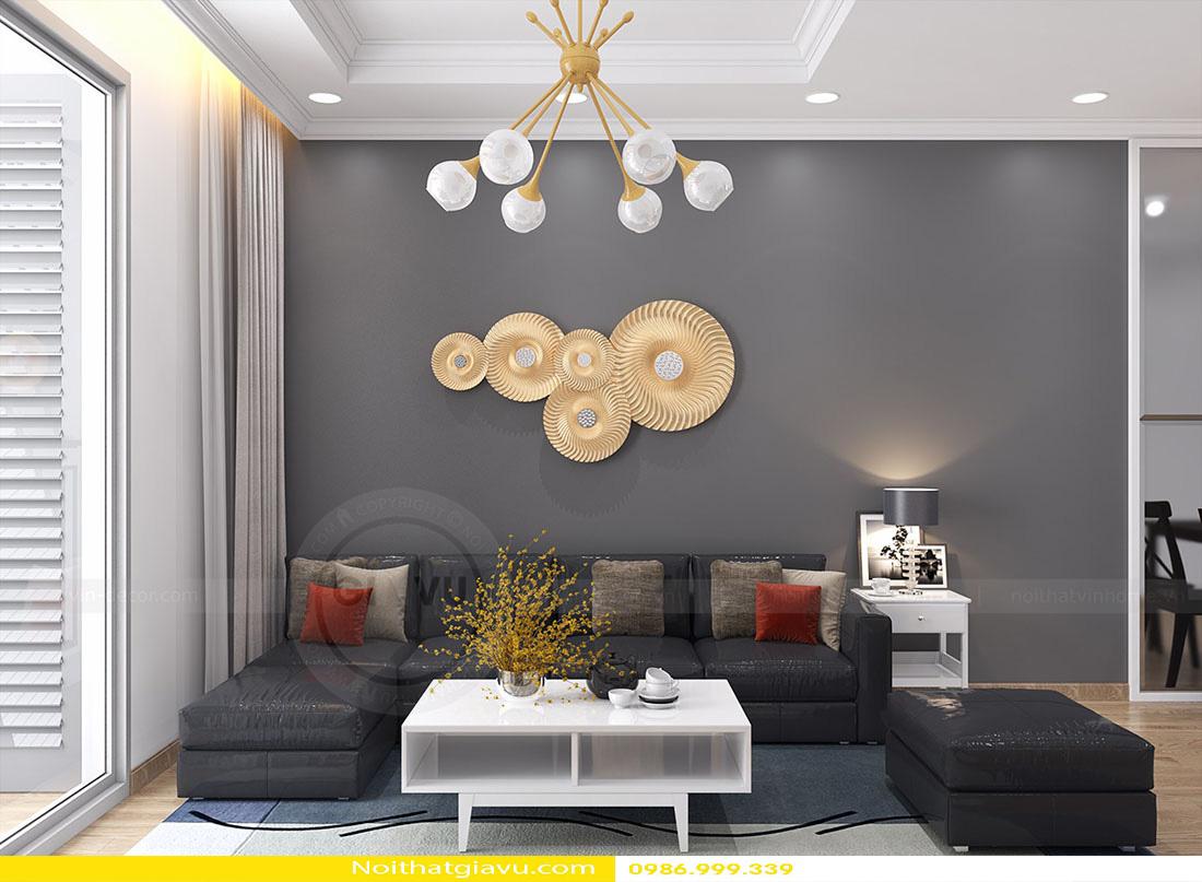 thiết kế nội thất chung cư và những lưu ý 03