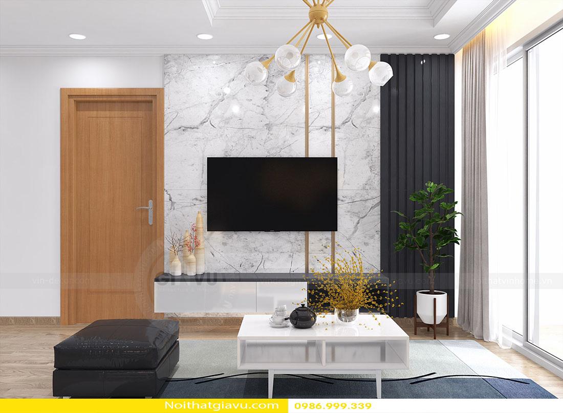 thiết kế nội thất chung cư và những lưu ý 04