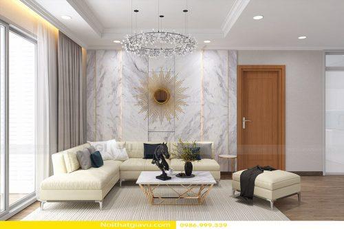 Thiết kế nội thất chung cư và những điểm cần lưu ý