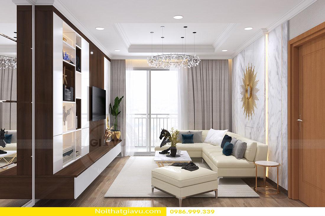 thiết kế nội thất chung cư và những lưu ý 06