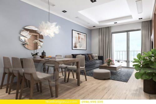 Thiết kế nội thất chung cư và vài nét về phong cách thiết kế hiện đại