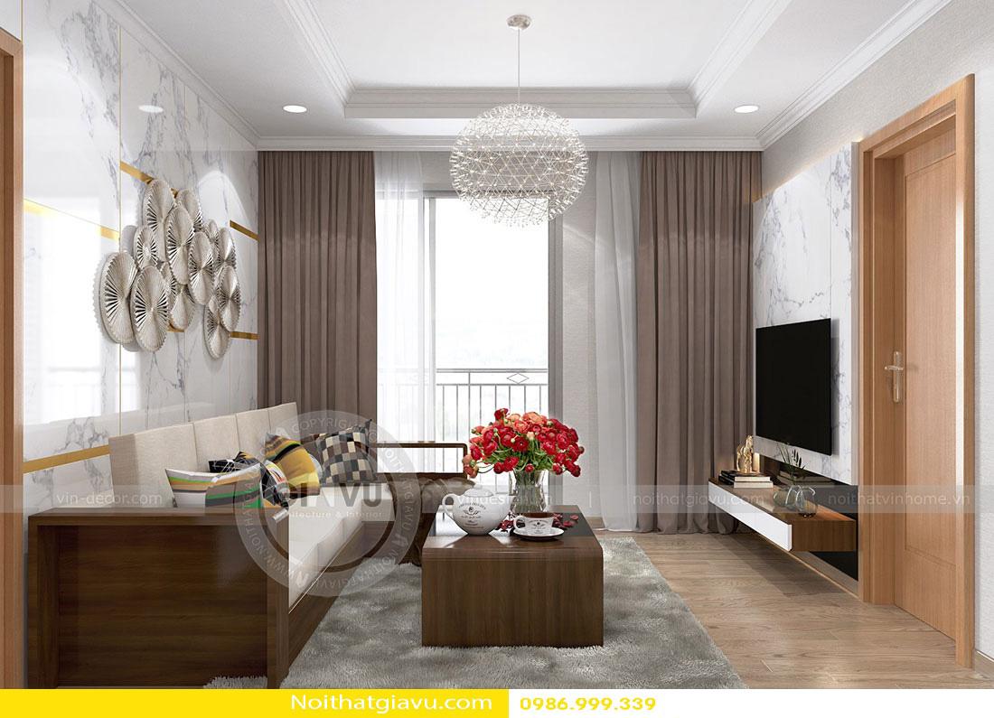 thiết kế nội thất chung cư và phong cách hiện đại 06