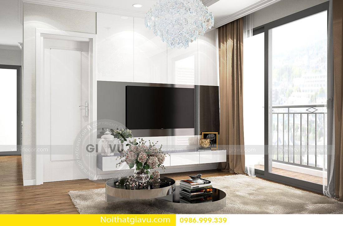 thiết kế nội thất chung cư và phong cách thiết kế 03