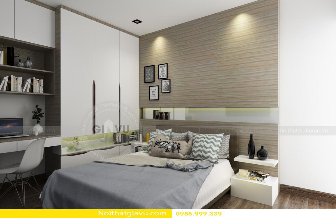 tư vấn thiết kế nội thất chung cư căn hộ 1 phòng ngủ 07