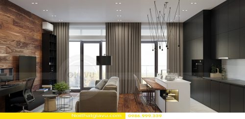 Xu hướng thiết kế nội thất chung cư nổi bật năm 2018