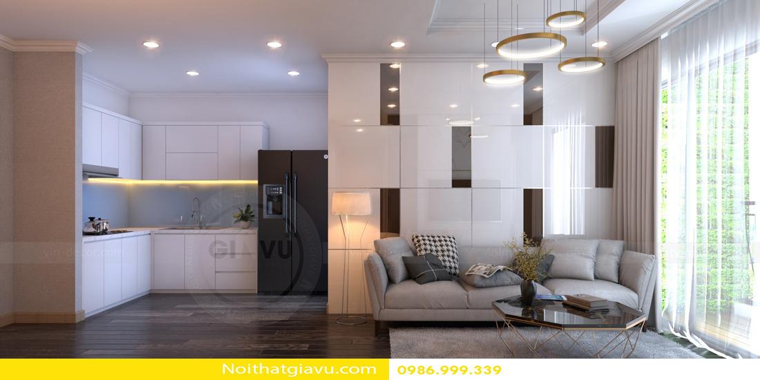 nội thất gia vũ thiết kế nội thất chung cư 03