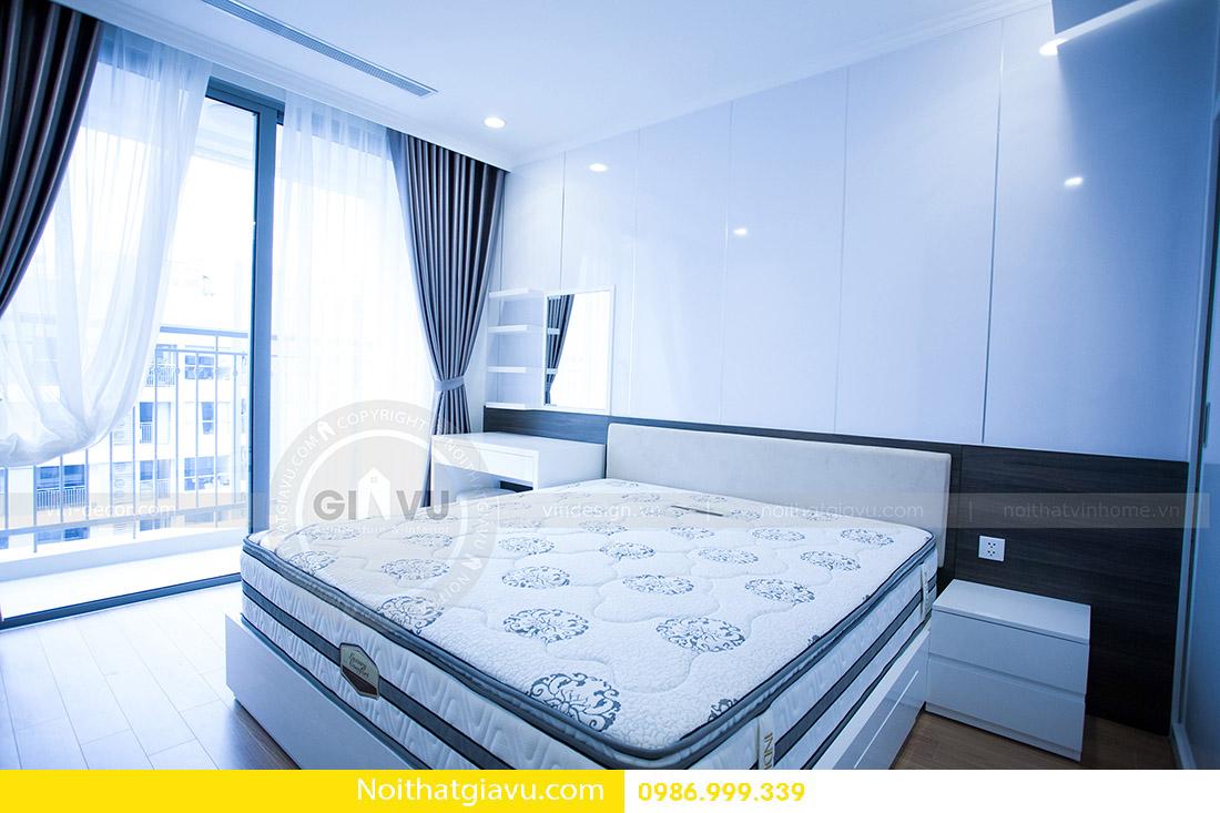 thiết kế nội thất căn hộ Vinhomes Green Bay 2 ngủ 08