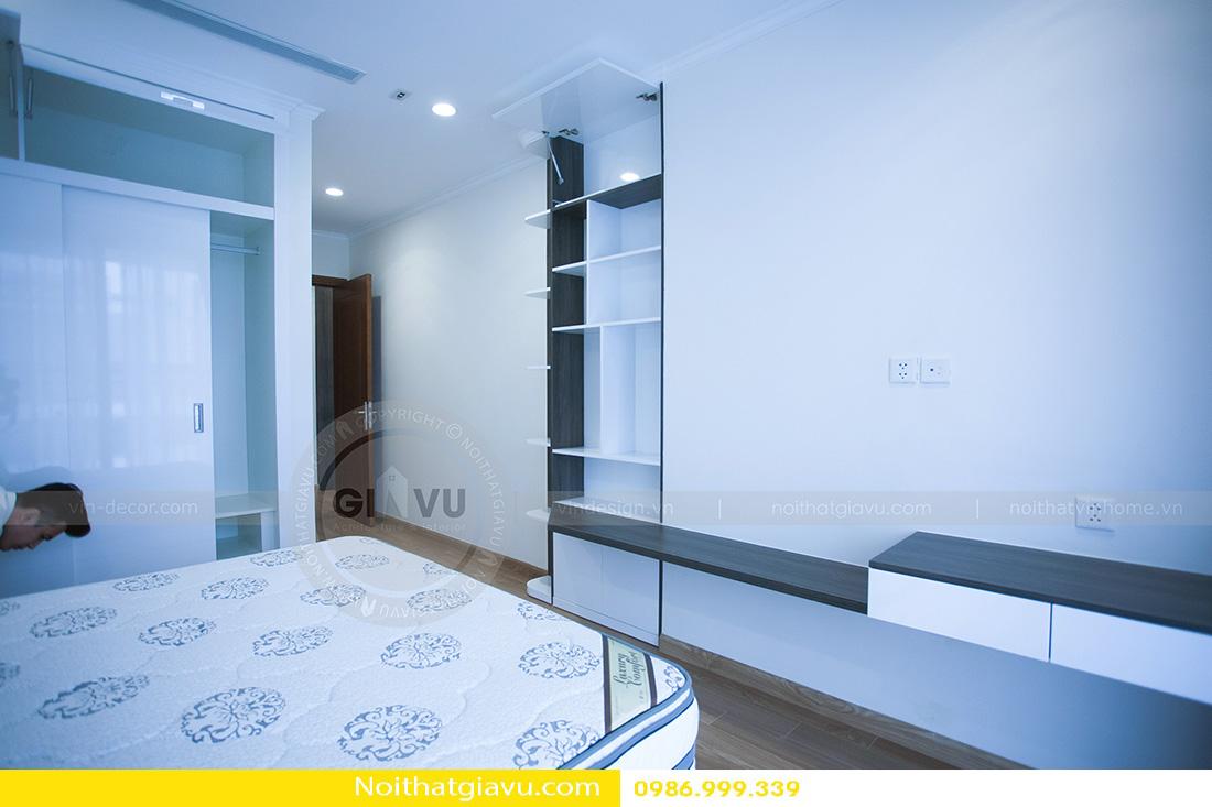 thiết kế nội thất căn hộ Vinhomes Green Bay 2 ngủ 11