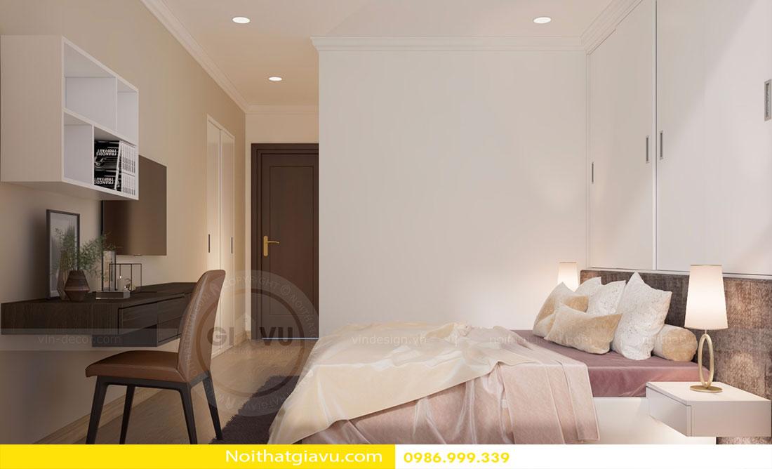 Chung cư D'Capitale - Mẫu thiết kế nội thất chung cư hiện đại 7