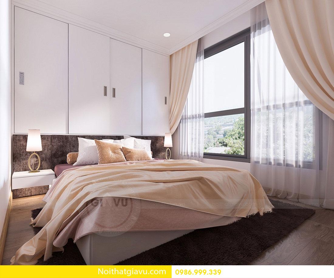 Chung cư D'Capitale - Mẫu thiết kế nội thất chung cư hiện đại 8