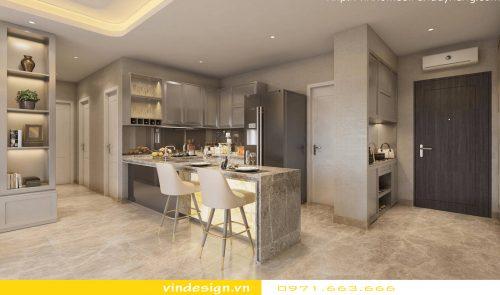 Dịch vụ thiết kế nội thất chung cư tại Hà Nội – call 0986999339