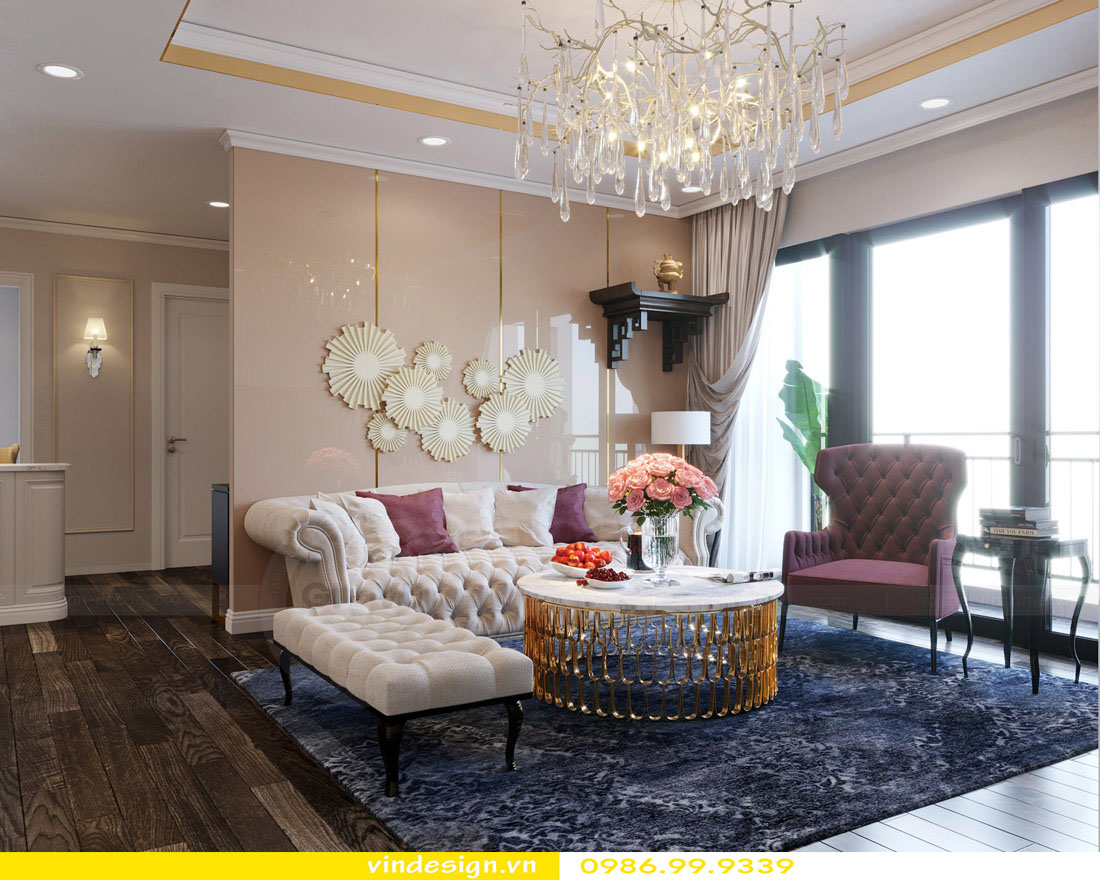 dịch vụ thiết kế nội thất chung cư tại Hà Nội call 0986999339 07